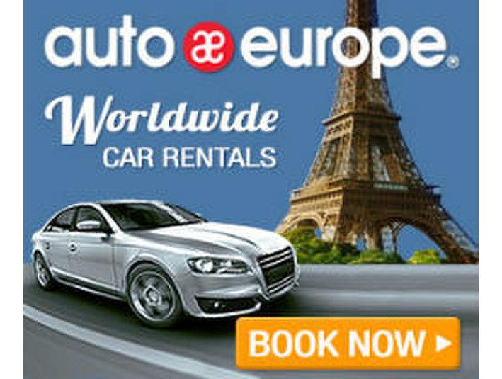 Auto Europe Car Rentals - Аренда Автомобилей