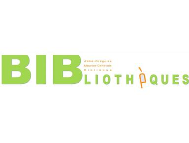 Bibliotheque Abbe-Gregoire - Libraries & Book Exchanges
