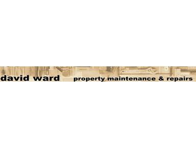 David Ward property maintenance and repairs - Constructori, Meseriasi & Meserii