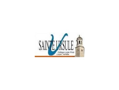 Collège et Lycée Sainte-Ursule - International schools