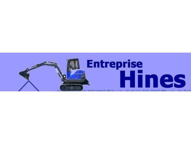 Entreprise Hines - Builders, Artisans & Trades