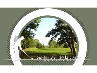 Golf Hotel de la Carte - Golf Clubs & Courses