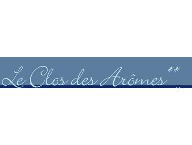 Restaurant Le Clos des Aromes - Hotels & Hostels