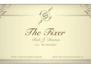 The Fixer - Consultancy
