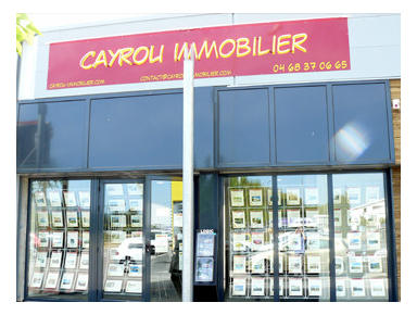 Cayrou Immobilier - Estate Agents