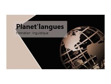 Planet'langues - Language schools