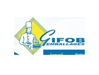 Gifob Emballages - Aliments & boissons