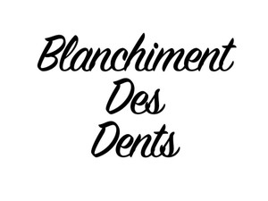 Blanchiment Des Dents - Wellness & Beauty