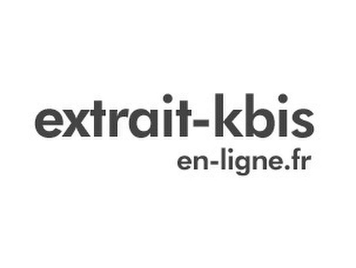 Extrait Kbis En Ligne - Immigration Services