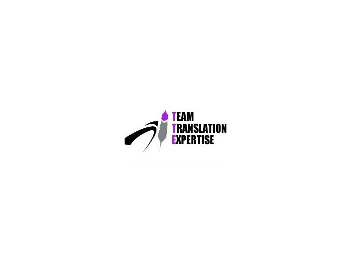 Team Translation Expertise - Translations