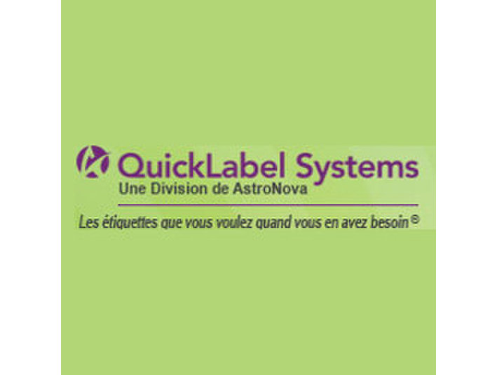 QuickLabel Systems - Services d'impression