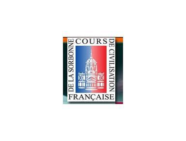 La Sorbonne Cours de Civilisation Francaise - Language schools