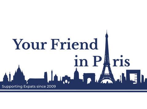 Your Friend in Paris - Servicii de Relocare