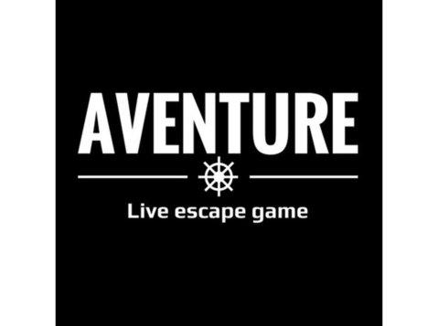 Aventure Live Escape Game - Games & Sports