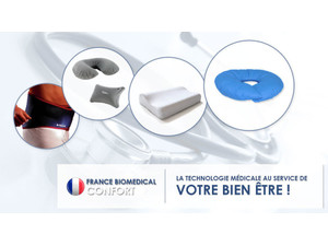 FRANCE BIOMEDICAL CONFORT - Pharmacies