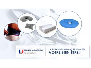FRANCE BIOMEDICAL CONFORT - Pharmacies