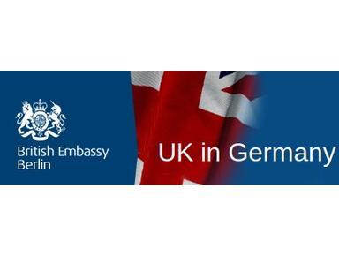 British Embassy Berlin - Botschaften und Konsulate