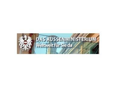 Consulate of Austria in Berlin - Botschaften und Konsulate