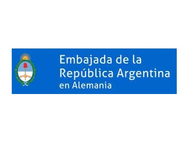 Embassy of Argentina in Berlin - Botschaften und Konsulate