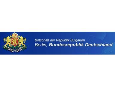 Embassy of Bulgaria in Berlin - Botschaften und Konsulate