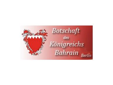 Embassy of Bahrain in Berlin - Botschaften und Konsulate