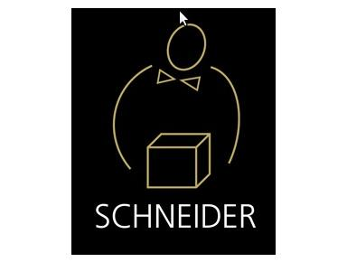 Schneider International - moving excellence - Removals & Transport