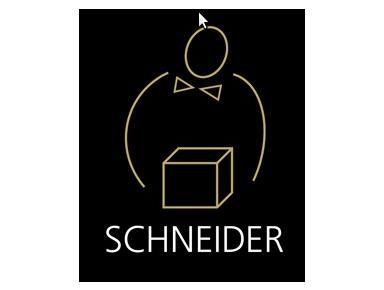 Schneider International - moving excellence - Removals & Transport