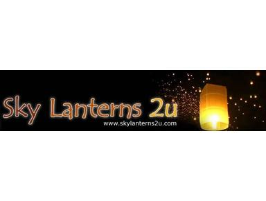 Sky Lanterns 2u - Gifts & Flowers