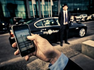 myDriver - Taxi Companies