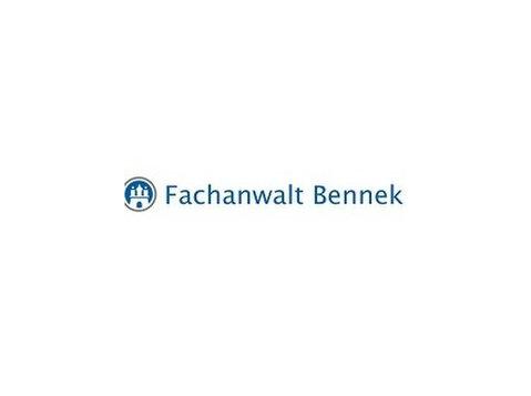 Rechtsanwalt Marco Bennek - Юристы и Юридические фирмы