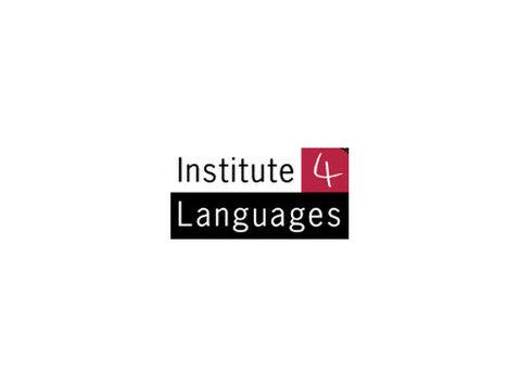 Institute 4 Languages | Sprachschule - Erwachsenenbildung