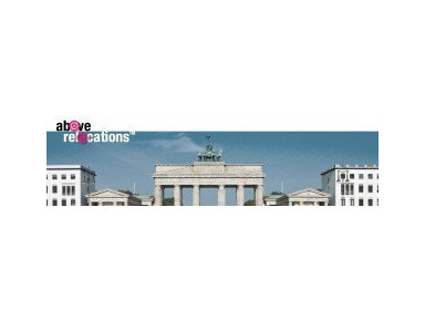 Above Relocations Berlin - Relocation services