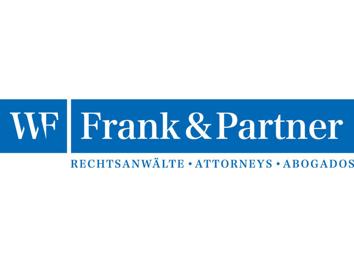 WF Frank & Partner - Attorneys-at-law - Commercial Lawyers