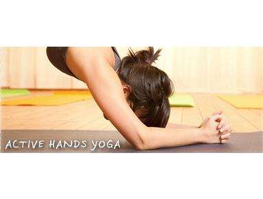 Active Hands Yoga - Gyms, Personal Trainers & Fitness Classes