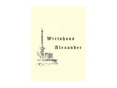 Aleksanders - Restaurants