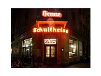 Alt-Berliner Wirtshaus Henne - Restaurants