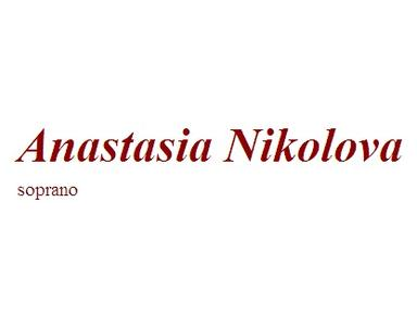 Anastasia Nikolova - Live Music