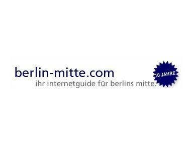Berlin Mitte - Expat websites