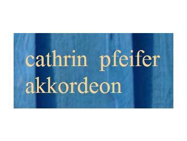 Cathrin Pfeifer - Muziek, Theater, Dans