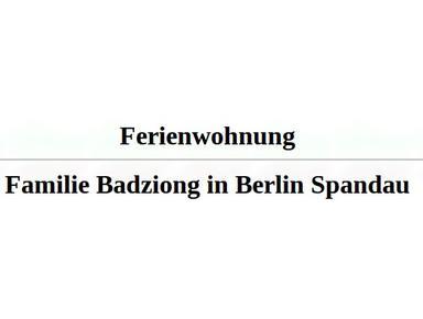 Ferienwohnung Familie Badziong - Möblierte Apartments