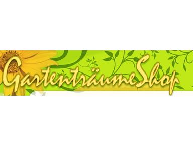 Gartentraeume Shop - Geschenke & Blumen