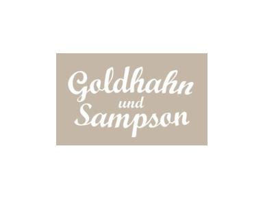 Goldhahn & Sampson - International groceries