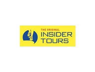 Insider Tours - City Tours