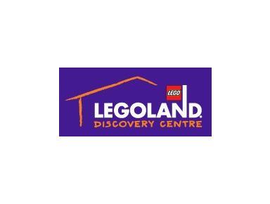 Legoland Discovery Centre - Kinder & Familien