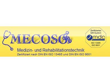 Mecoso - Apotheken & Medikamente