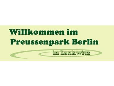 Preussenpark - Tennis, Squash & Tischtennis