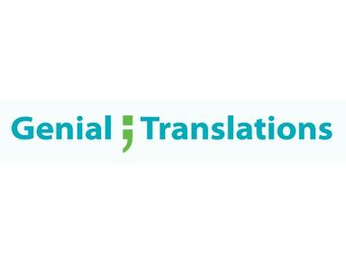 genial translation - Translations