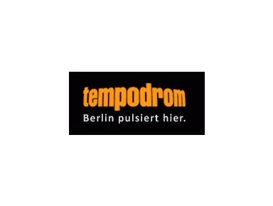 Tempodrom Berlin - Musik, Theater, Tanz