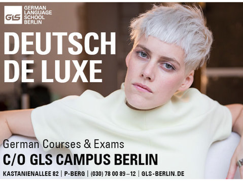 GLS German Language School - c/o GLS Campus Berlin - Escuelas de idiomas