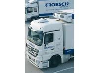 AGS FROESCH Allemagne (2) - Déménagement & Transport